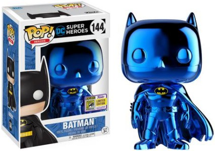 Blue Batman Funko