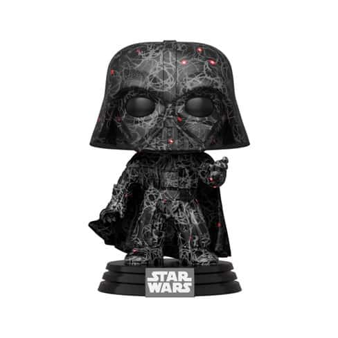 Funko Pop Star Wars Futura x Darth Vader Target Exclusive