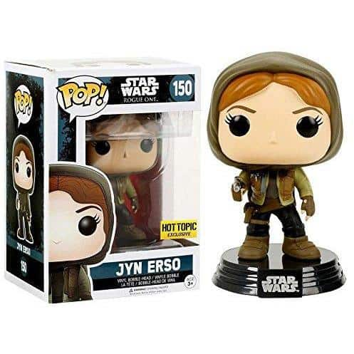 Rogue One Jyn Erso Hot Topic Exclusive
