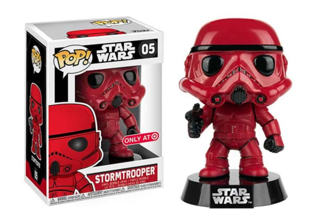 Stormtrooper Red – Target Exclusive