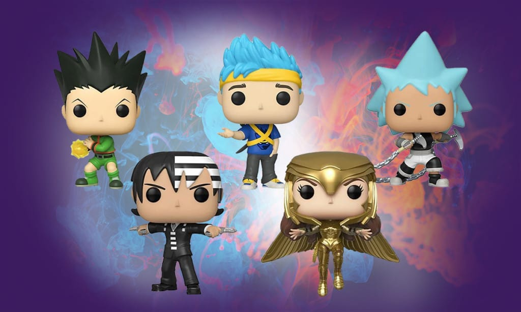 Funko Blog Pop And Figures