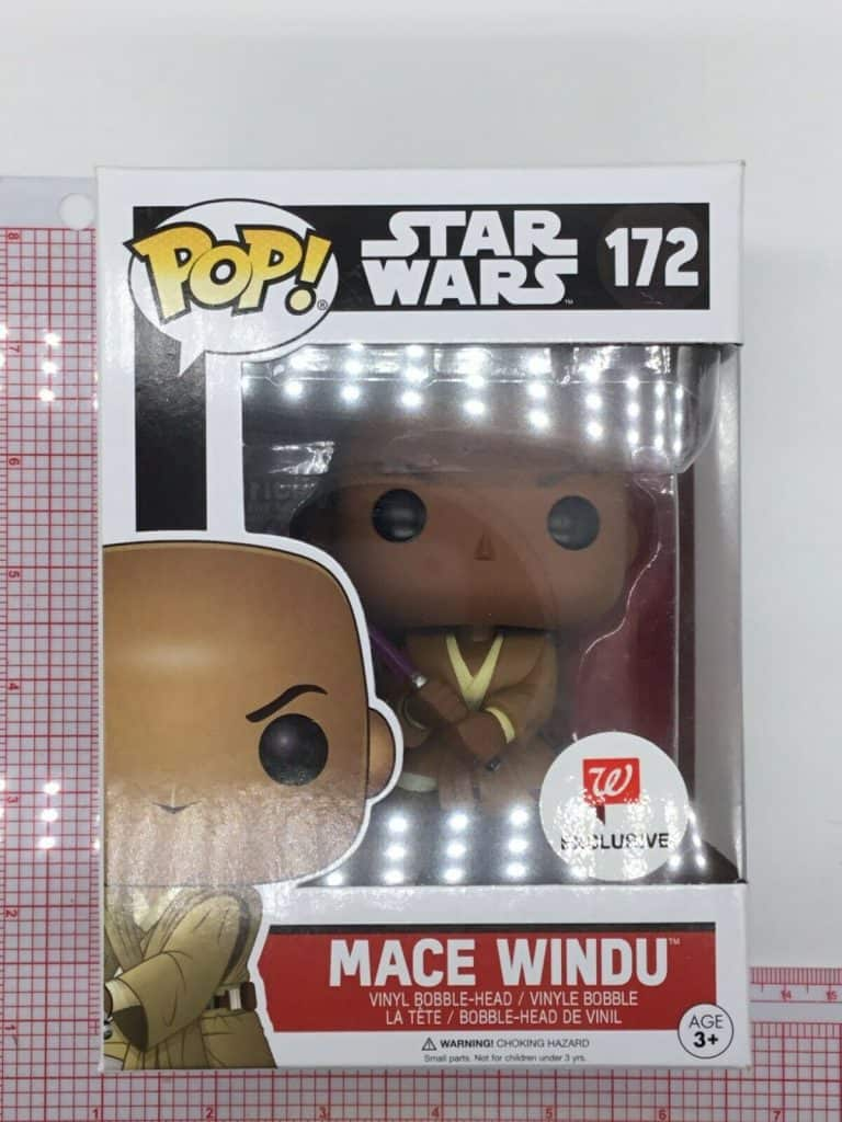 Mace Vaulted Funko Pops