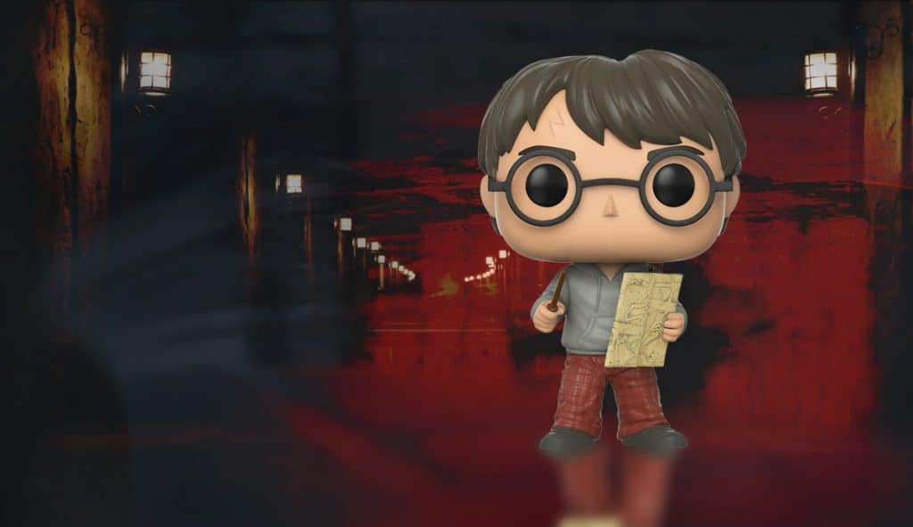 Harry Potter Vaulted Pops