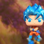 DBZ Vaulted Funko Pop
