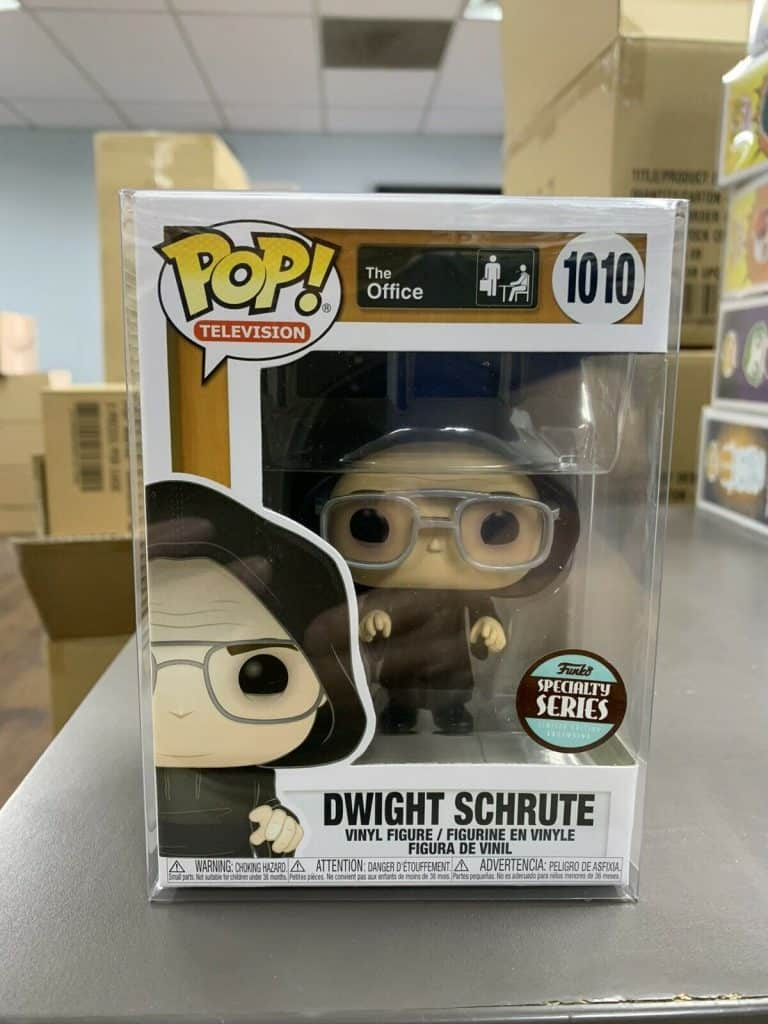 The Office Exclusive Dwight Star Wars Pop