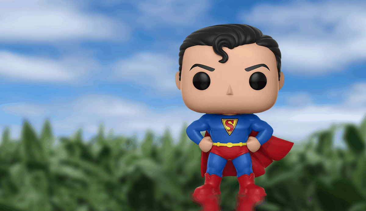 Superman Specialty Series Funko