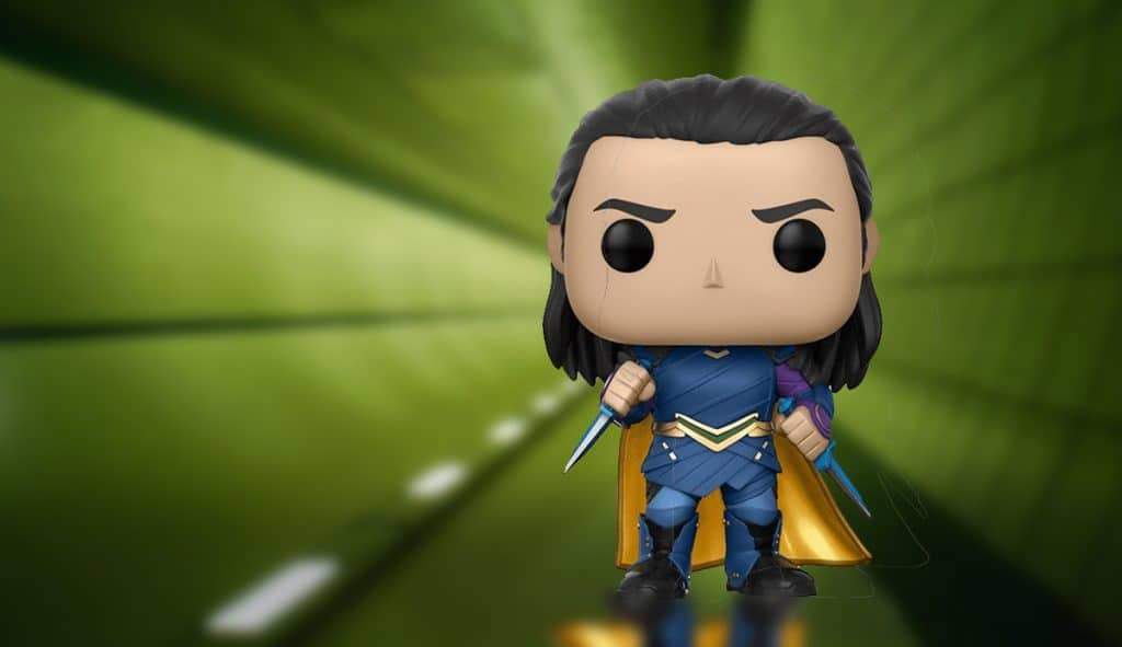 Loke Marvel Funko Pop