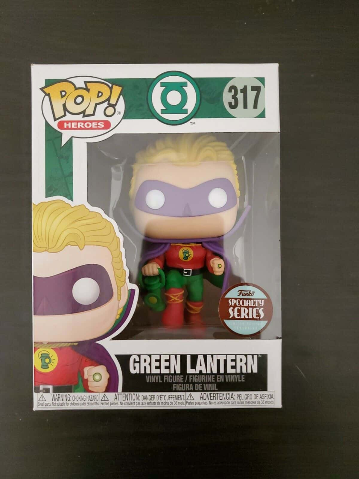 Green Lantern Pop Exclusive