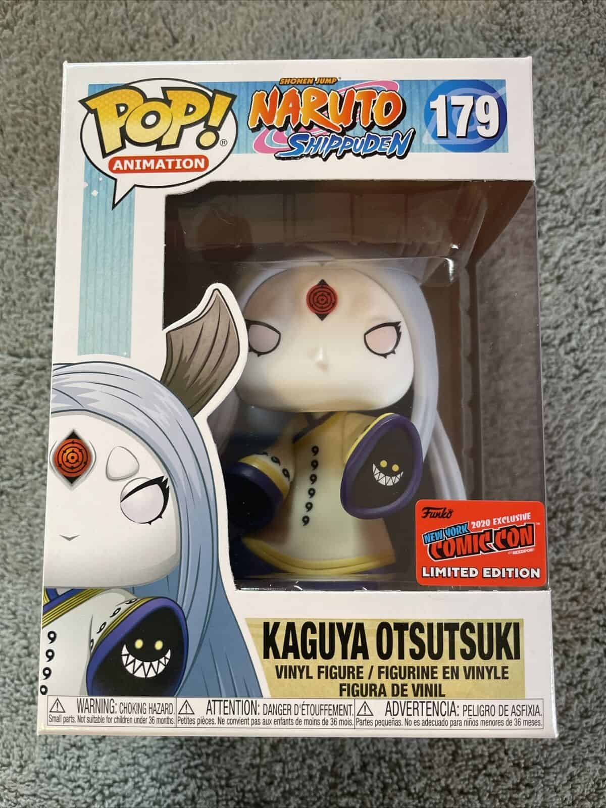 Best Funko Pop Naruto Kaguya