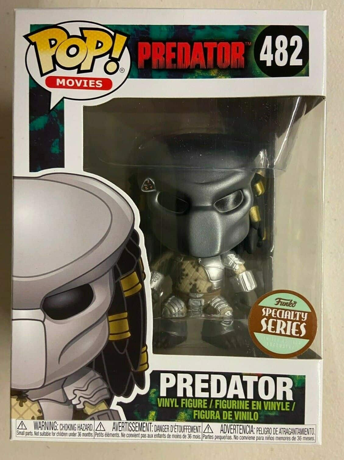 Predator Pop Exclusive