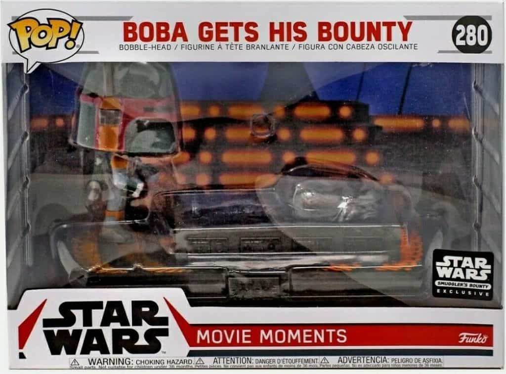 Boba Gets His Bounty Pop Review