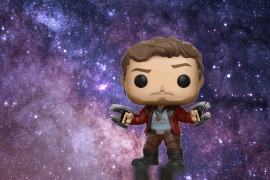 Funko Pops For Adults - Star Lord