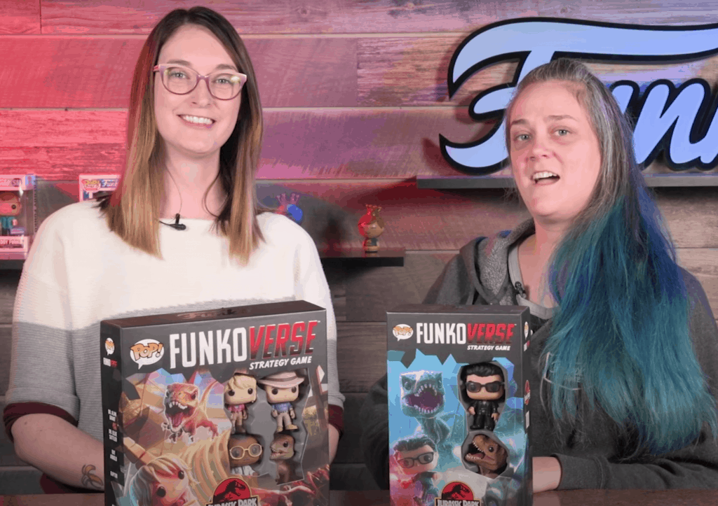 Funkoverse Mixing Games